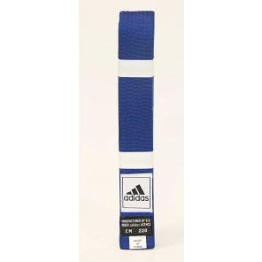 adidas Blue Martial Arts Belt