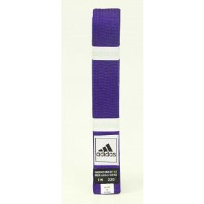 adidas Purple Martial Arts Belt