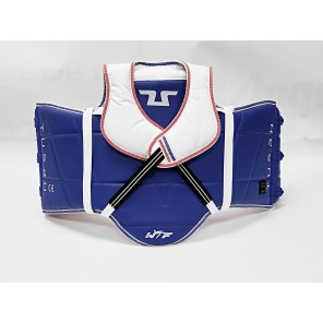 Tusah WTF Approved Reversible Chest Protector
