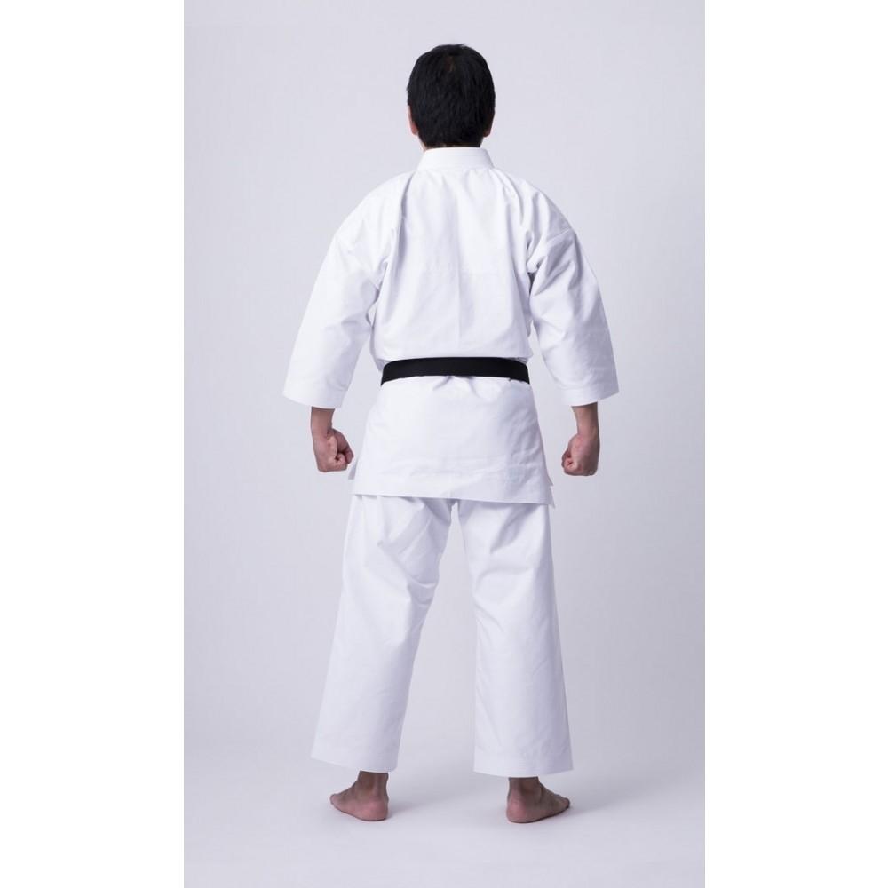 Wado-Ryu Gi 12oz Japanese Cut Tokaido Karate Kata Middleweight Uniform
