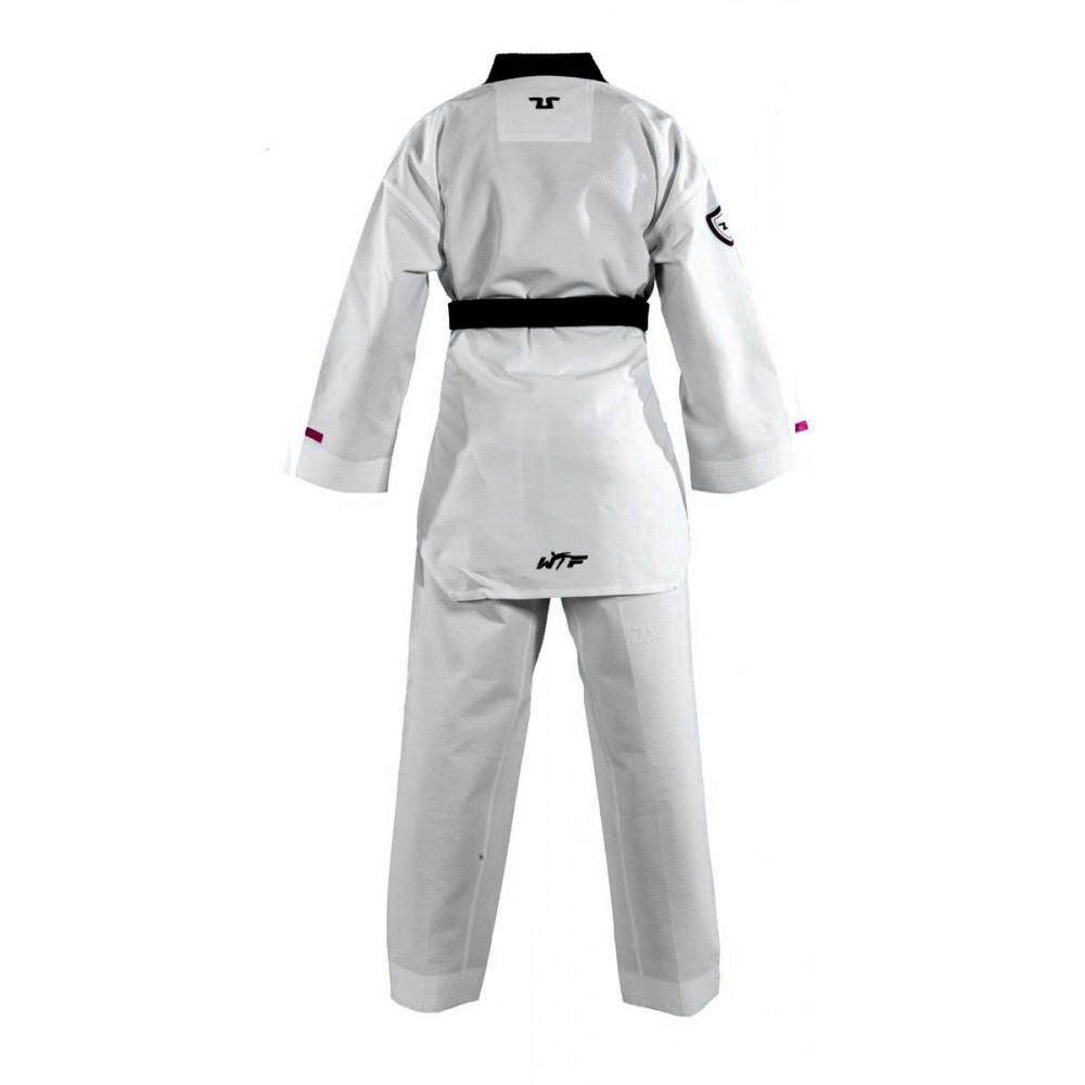 how to wear taekwondo uniform