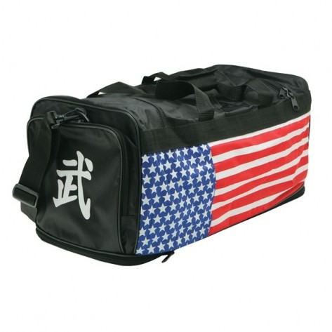 USA Taekwondo Martial Arts Expandable Bag