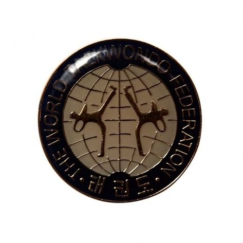 Taekwondo WTF Pin