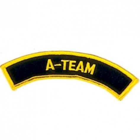 A-Team Martial Arts Patch