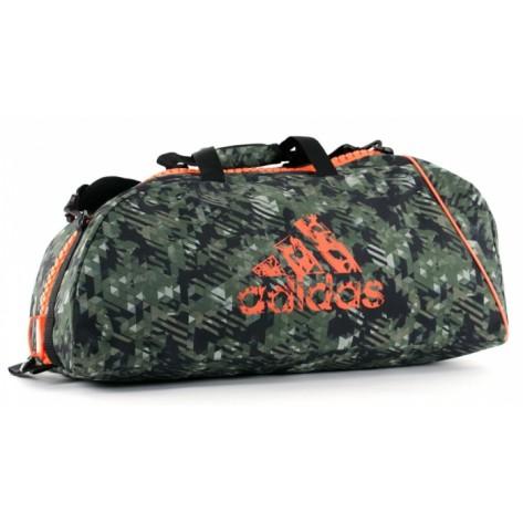 adidas Camo Martial Arts Training Duffel Bag