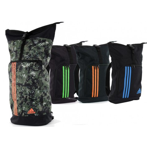 adidas Roll Top Military Training Bag