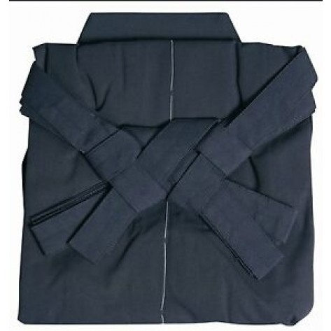 adidas Aikido Navy Blue Hakama