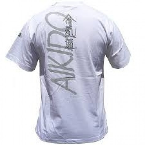 adidas Aikido White Shirt