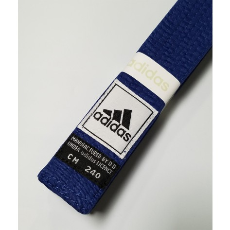 adidas Martial Arts Blue Belt