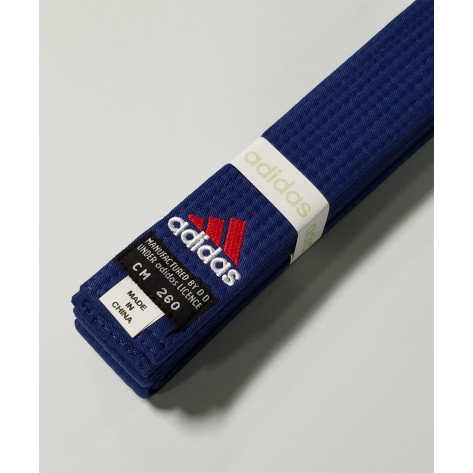 adidas Martial Arts Elite Blue Belt