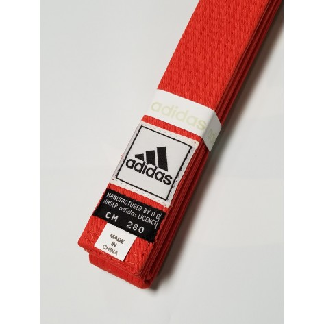 adidas Martial Arts Orange Belt