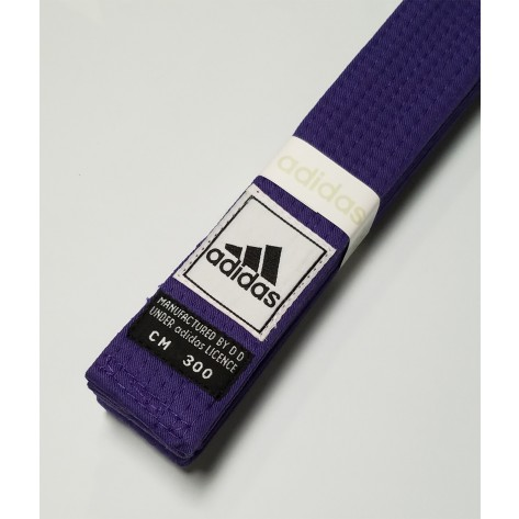 adidas Martial Arts Purple Belt