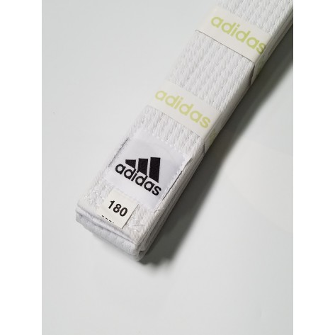 adidas Martial Arts White Belt
