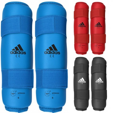 adidas Karate Shin Guard - 4 Colors!