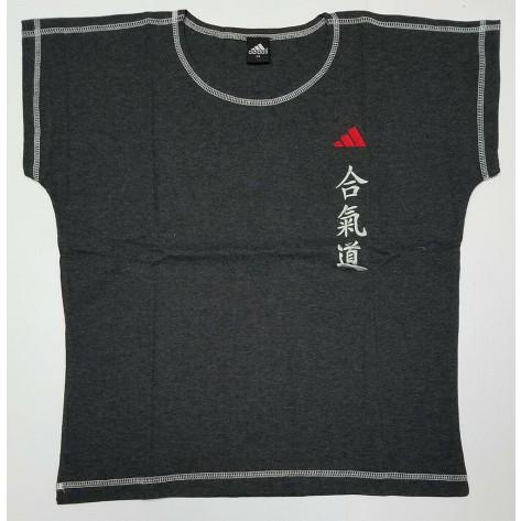 adidas Aikido Dark Gray Shirt