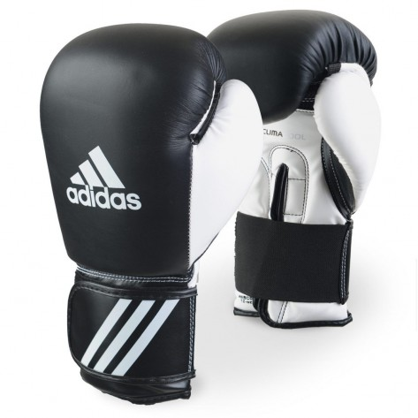 adidas Leather Boxing Gloves