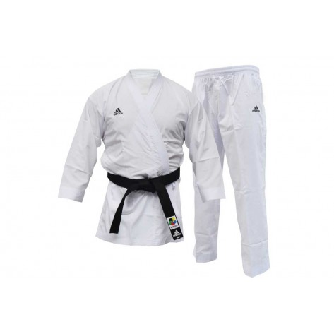 adidas Karate Kata Gi, 10oz American Cut Uniform