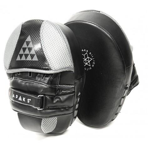 Apaks Leather Focus Mitts