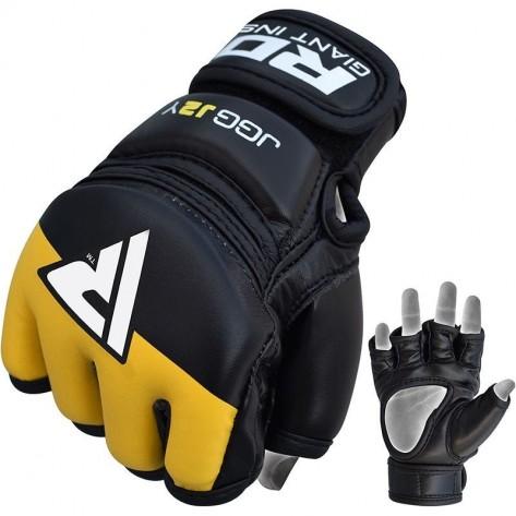 RDX J2 Kids MMA Grappling Gloves