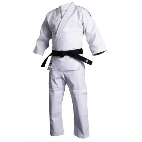 adidas Judo Contest Gi - Deluxe Single Weave