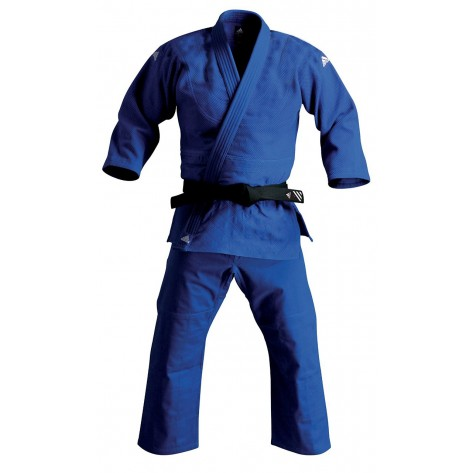 adidas Judo Traditional Champion Gi - Deluxe Double Weave
