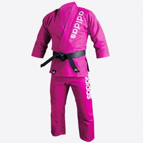 adidas Jiu-Jitsu Brazilian Pink Gi