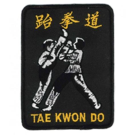 Taekwondo Martial Arts Patch