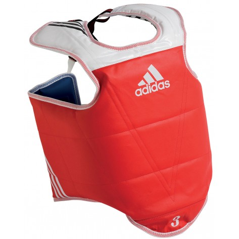 adidas adult Reversible Chest Protector