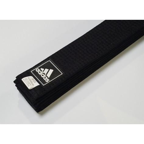 adidas X-TRA Wide Martial Arts Black Belt
