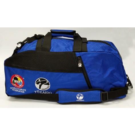 Tokaido Karate WKF Sports Gear Bag, Blue