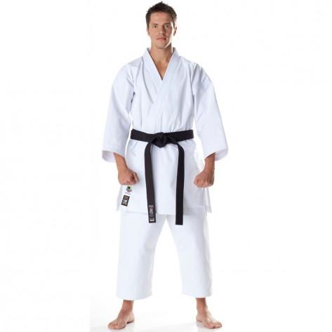Tokaido WKF Kata Master Gi - Silver 12oz