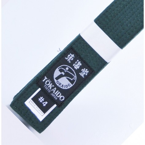 Tokaido Elite Forest Green Belt