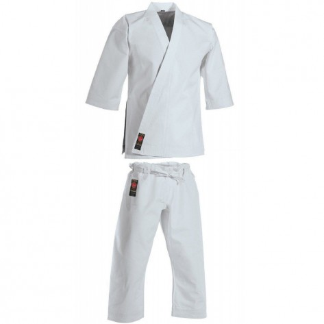 Tokaido Karate Kata Wado-Kai 12oz Uniform - Japanese Cut