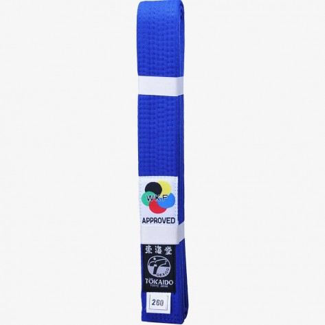 Tokaido WKF Elite Blue Belt