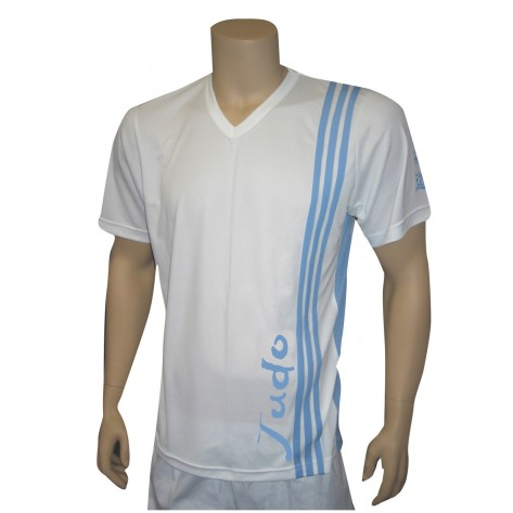 adidas Judo Polyester T-Shirt