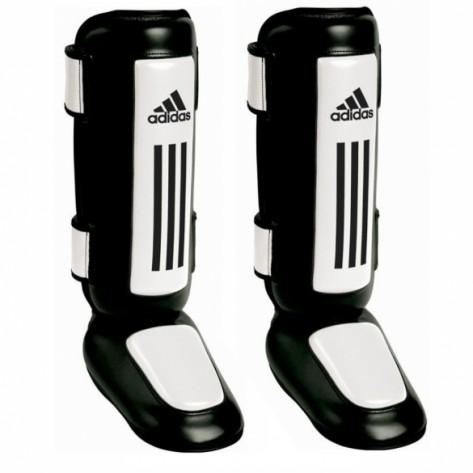 adidas Black Thai Shin & Instep Protectors