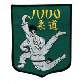 Judo Martial Arts Patch