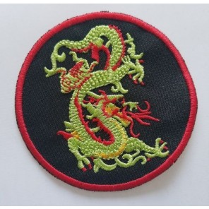 Dragon Fire Martial Arts Patch