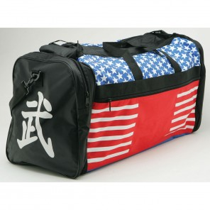 USA Martial Arts Large Duffel Bag