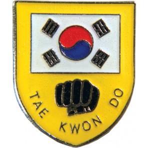 Taekwondo Fist Pin