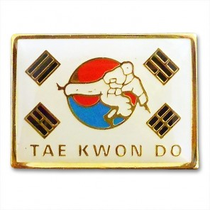 Taekwondo / Korea Pin