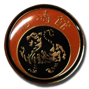 Shotokan Karate Pin