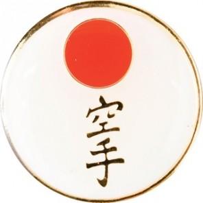 Karate Japan Pin