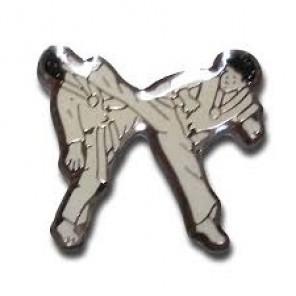 Taekwondo Pin
