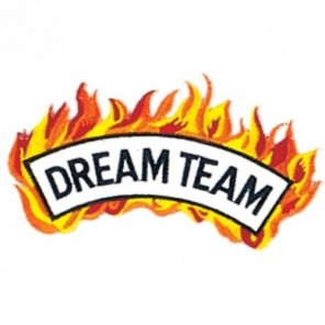 Dream Team Martial Arts Patch