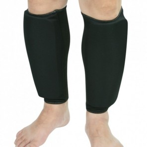 Black Martial Arts Shin Protector