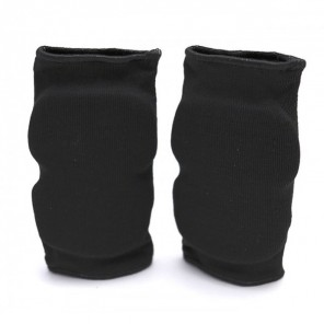 Black Knee Martial Arts Protector