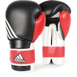 adidas Hi-Tek boxing gloves