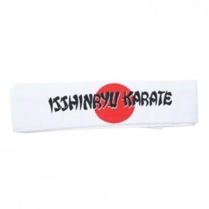 Isshinryu Karate Headband