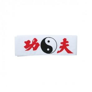 Kung Fu Ying Yang Headband